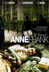 The Diary of Anne Frank movie cover