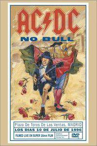 AC/DC: No Bull main cover