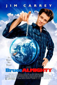 Bruce Almighty main cover