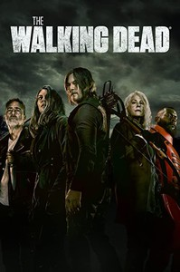 The Walking Dead movie cover