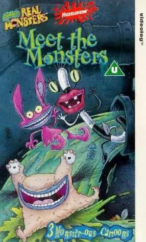 download aaahh real monsters series for ipod iphone ipad in hd