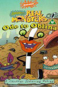 Aaahh!!! Real Monsters movie cover