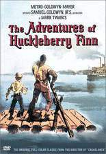 the_adventures_of_huckleberry_finn movie cover