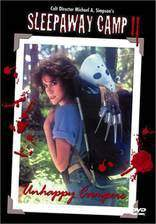 sleepaway_camp_ii_unhappy_campers movie cover
