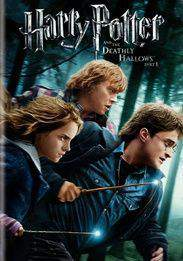 Harry Potter and the Deathly Hallows: Part 1 main cover