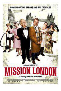 Mission London main cover