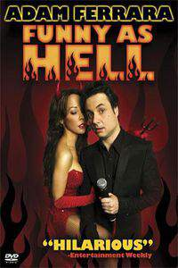 Adam Ferrara: Funny as Hell main cover
