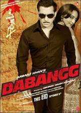 dabangg movie cover