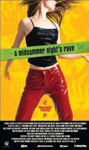A Midsummer Night's Rave main cover