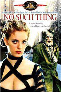 No Such Thing main cover