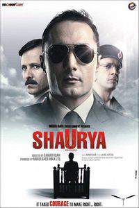Shaurya: It Takes Courage to Make Right... Right main cover