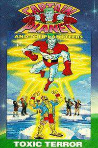 Captain Planet and the Planeteers movie cover