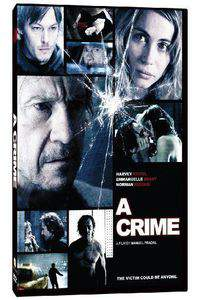 A Crime main cover