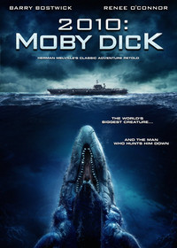 2010: Moby Dick main cover