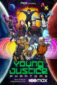 Young Justice movie cover