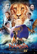 the_chronicles_of_narnia_the_voyage_of_the_dawn_treader movie cover