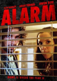 Alarm main cover