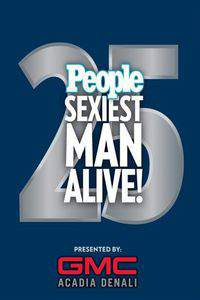 25 Years of Sexy: People Magazine's Sexiest Man Alive! main cover
