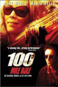 100 Mile Rule main cover
