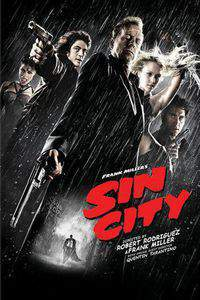 Sin City main cover