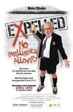 expelled_no_intelligence_allowed movie cover