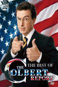 The Colbert Report movie cover