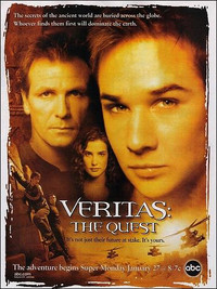 Veritas: The Quest movie cover