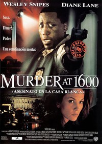 Murder at 1600 main cover
