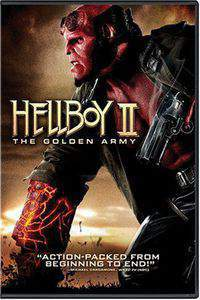 Hellboy II: The Golden Army main cover