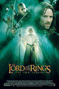 The Lord of the Rings: The Two Towers main cover