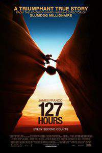 127 Hours main cover