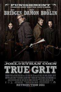 True Grit main cover