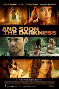 And Soon the Darkness main cover