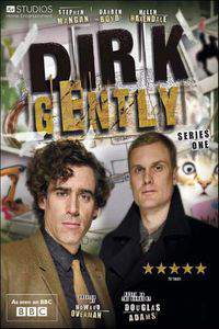 Dirk Gently main cover