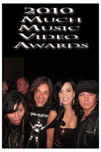 2010 MuchMusic Video Awards main cover