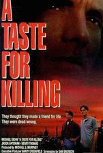 a_taste_for_killing movie cover