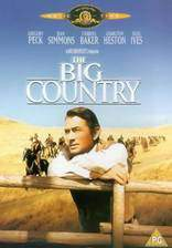 the_big_country movie cover