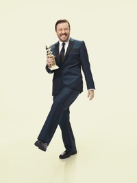 The 68th Annual Golden Globe Awards main cover