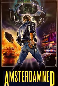 Amsterdamned main cover