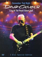 david_gilmour_remember_that_night_2007 movie cover