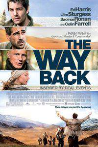 The Way Back main cover