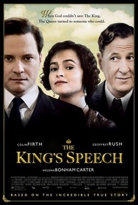 The King's Speech main cover