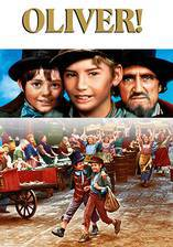 oliver movie cover
