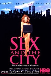 Sex and the City movie cover