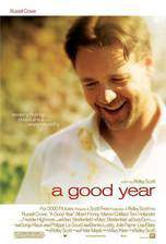 a_good_year movie cover