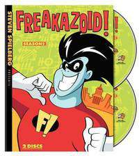 freakazoid movie cover