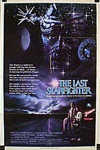 The Last Starfighter main cover