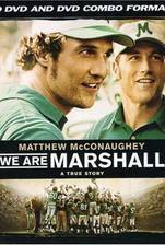 We Are Marshall trailer image