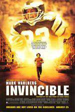 invincible movie cover