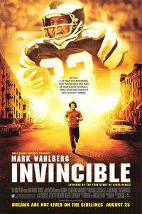 Invincible main cover